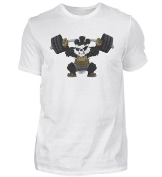Weightlifting Fitness WOD Panda