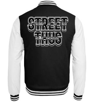 Herren College Jacke Street Thug Ramirez