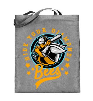 Einkaufstasche Bees Ramirez
