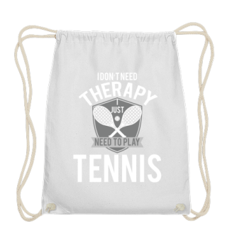 No therapy but playing tennis Sports Hob