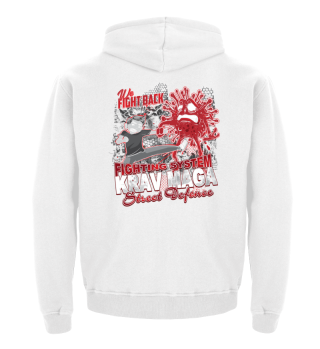 Krav Maga Kids Fight Corona Back