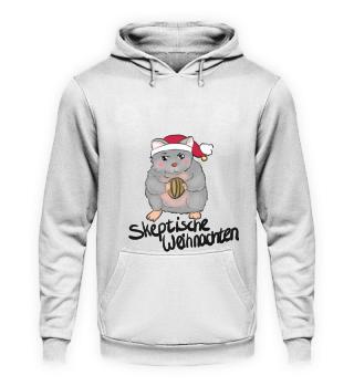 Skeptische Weihnachten Pullover