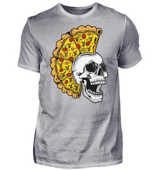 ☛ Skull Pizza #20.1