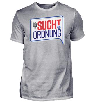 Sucht und Ordnung Logo-Edition