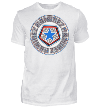 Herren Kurzarm T-Shirt Circle Ramirez