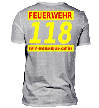 118 Feuerwehr Schweiz