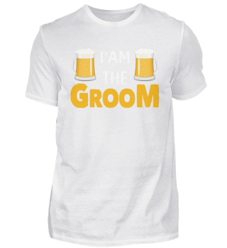 I am The Groom | Junggesellenabschied
