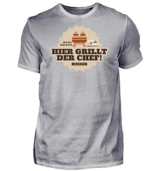 ☛ GRILLMEISTER - HIER GRILLT DER CHEF! #40B