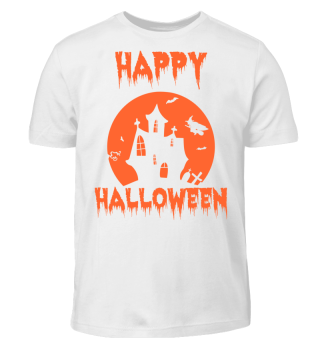 Happy Halloween Kinder Shirt
