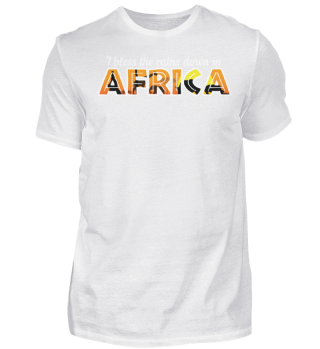 AFRICA Cool Shirt