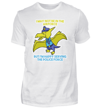 Police Dino bird pterosaurs gift