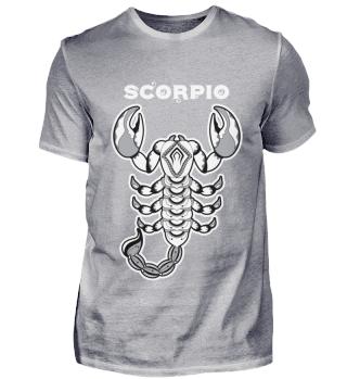D007-0114B Zodiac Signs - Scorpio