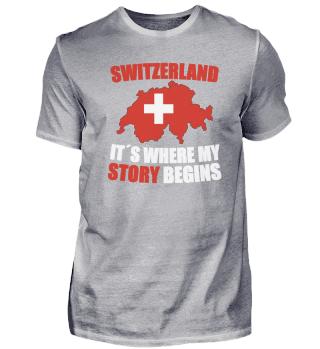 Switzerland Story