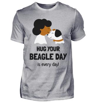 Hug Your Beagle Day