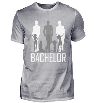 Bachelors Team Party Geschenk-T-Shirt