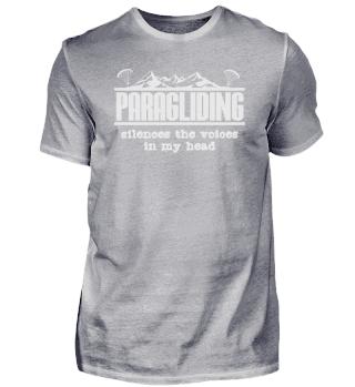 Paragliding slogan | Paragleiter Glider