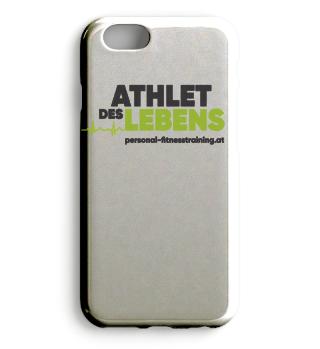 Athlet des Lebens iPhone Case