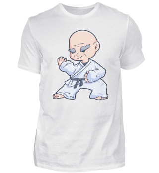 Karate Grandpa old man retired Gift