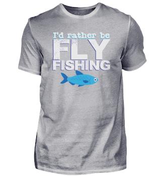 Fliegenfischen Spruch | Angler Fischer