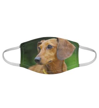Gesichtsmaske mit Hundemotiv 20.32
