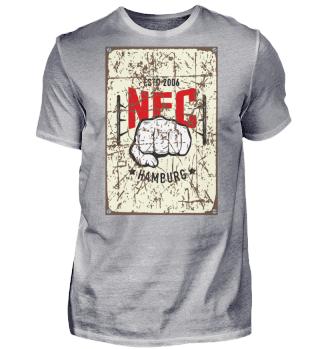 Herren Shirt NFC Schild