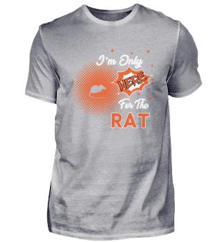 Ratte - Dafür bin ich extra hergekommen