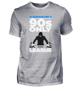 90s Only League DJ Herren