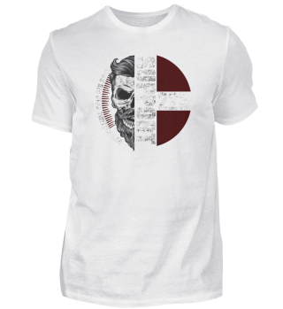 223 Switzerland Support - Skull N Beard