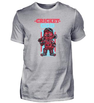 CRICKET GOD