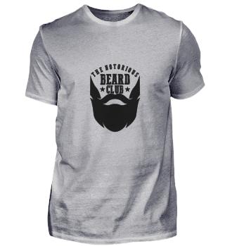 The notorious beard Bartclub