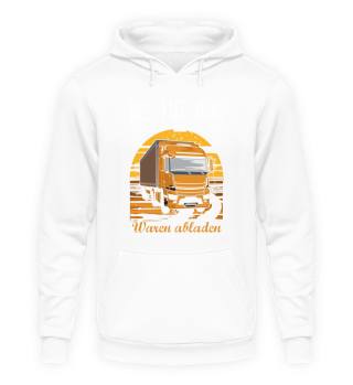 LKW-Fahrerin · Tut nix