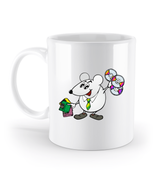 Coffee Mug - Computer Mouse