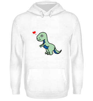 Tyrannosaur in love DE+