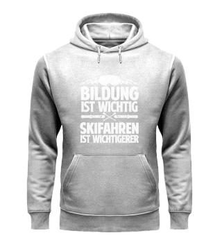 Skifahren ist Wichtigerer