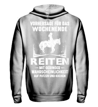Pferde - Vorhersage für das Wochenende