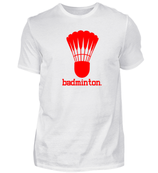 Badminton Shuttlecock Bat Smash Gift