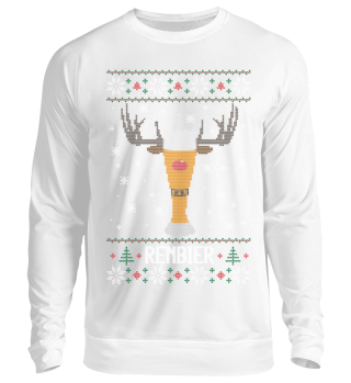 Ugly Christmas Sweater - Renbier