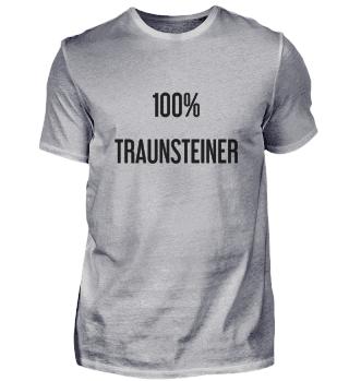 100% Traunsteiner