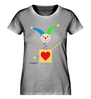 Springteufel das Original - T-Shirt Damen