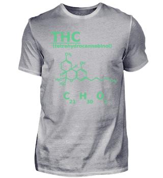 THC C21H30O2