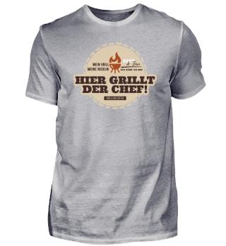 GRILLMEISTER - HIER GRILLT DER CHEF! v26
