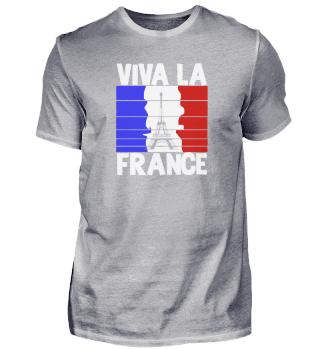 Viva La France Paris France Eiffel