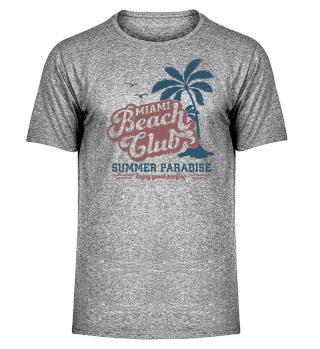 Miami Beach Club - Slimfit