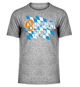 Oktoberfest Brezel - Bayern Fan