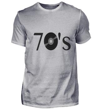 70s Siebziger Retro Musik Schallplatte