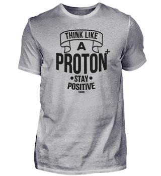 Science proton positive verdict