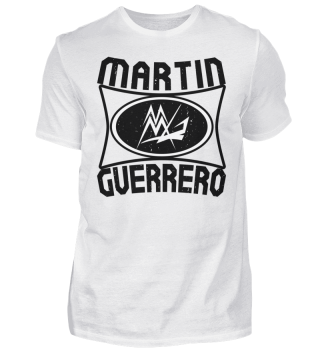 Martin Guerrero Oval