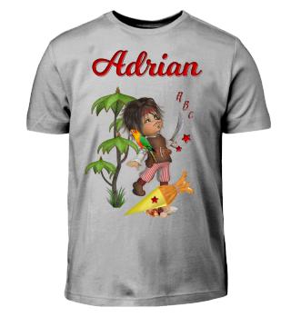 Einschulung Adrian