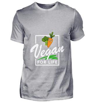 D001-0699A Vegan - Vegan for Life (Brocc