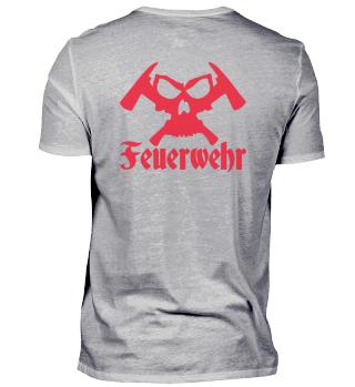 Herren / Feuerwehr T-Shirt
